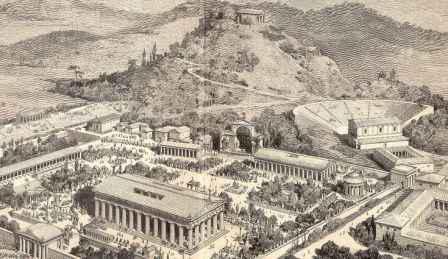 характеристика греческого полиса