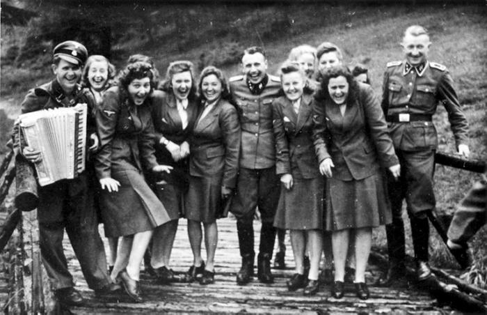 Лагеря смерти вторая мировая война