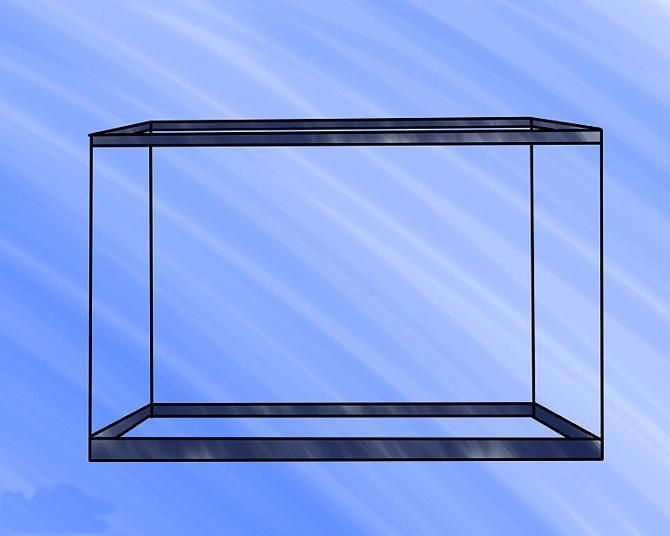 как сделать аквариум своими руками в домашних условиях