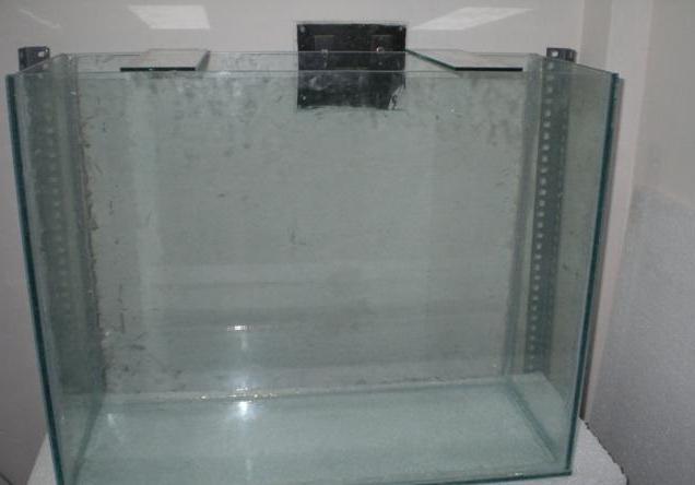 Как самому сделать аквариум в домашних 85