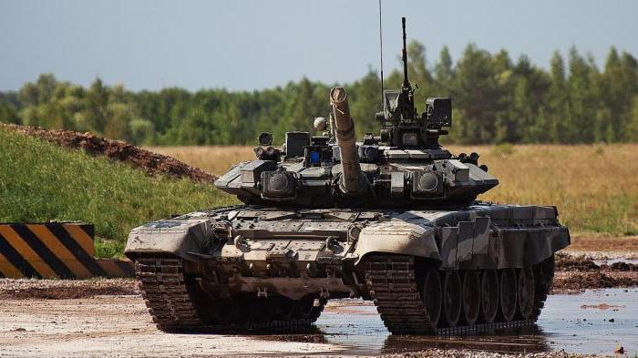 российские т 72б3