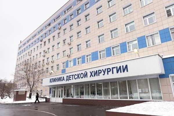 Город пушкина больницы
