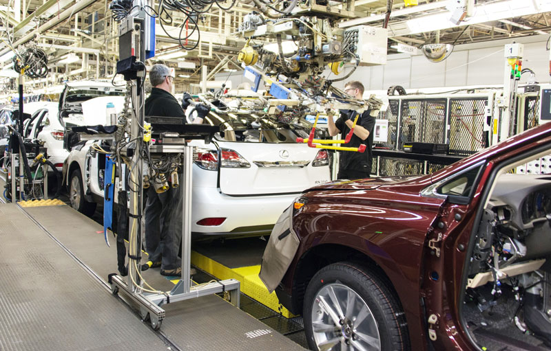 автоматизация и роботизация производства