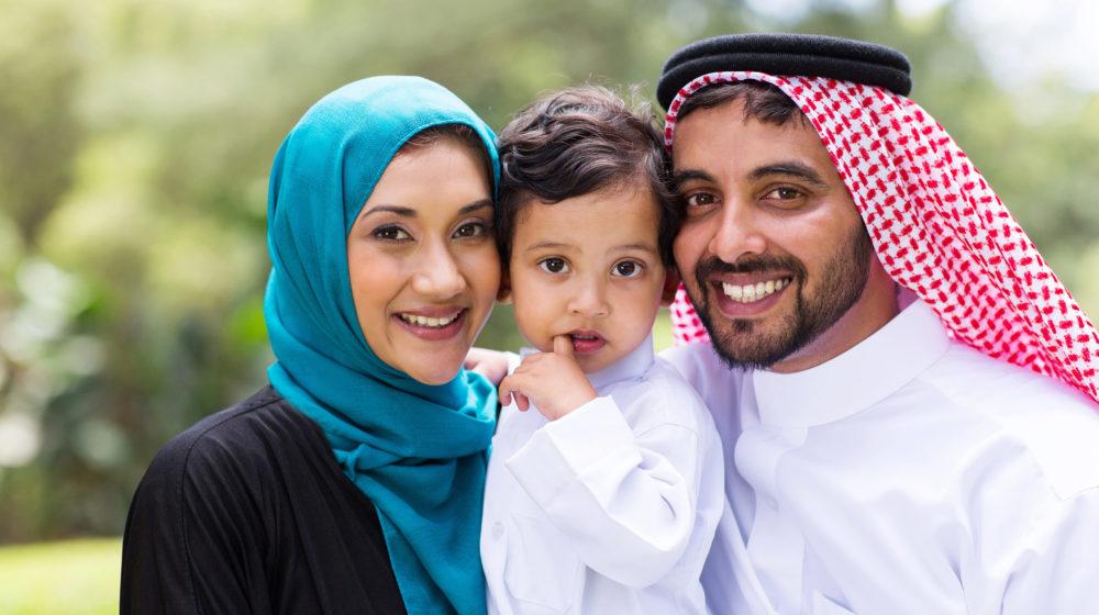 Семейные картинки в исламе
