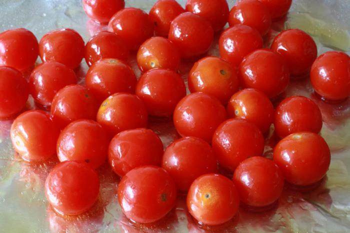 помидоры черри рецепты на зиму
