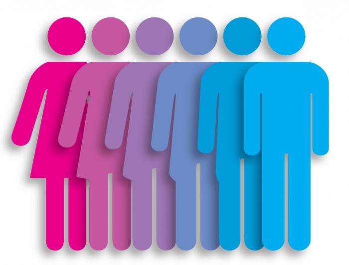 формирование гендерной принадлежности у дошкольников