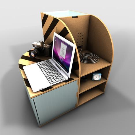 Мебель из картон своими руками 36