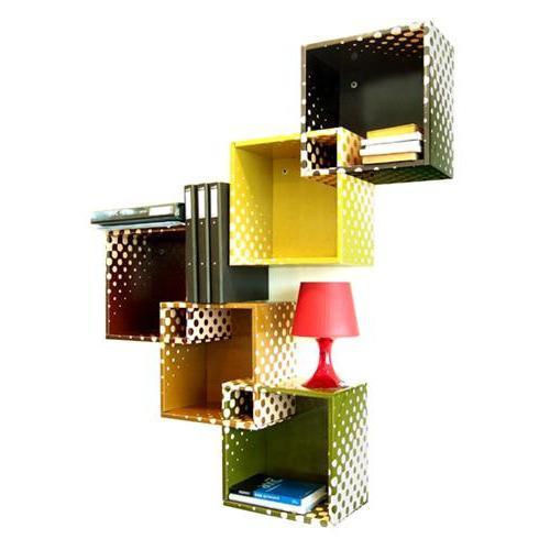 Мебель из картона и ящиков своими руками