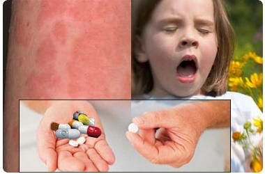 препараты от аллергии не вызывающие сонливость