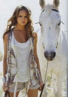 Фотосессия на лошадях, фото