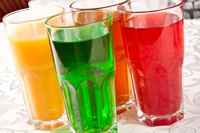 Напиток своими руками для похудения