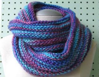 шарфы снуды вязание крючком