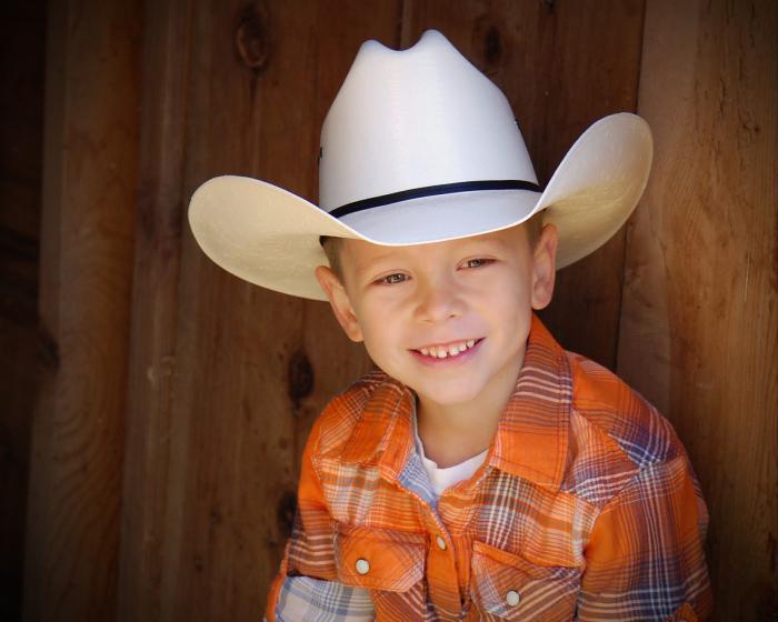 Самодельные шляпы для мальчиков