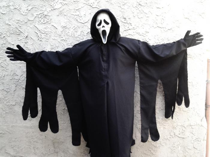 костюм крика