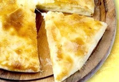 рецепт сабурани с сыром