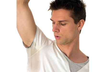 как лечить гипергидроз подмышек