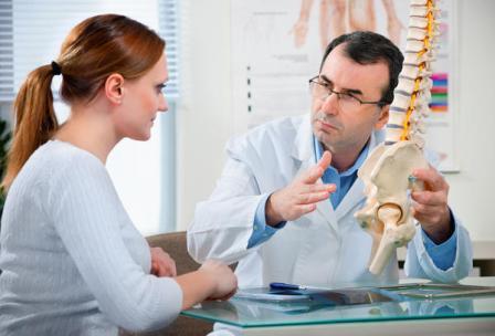 остеопения позвоночника лечение
