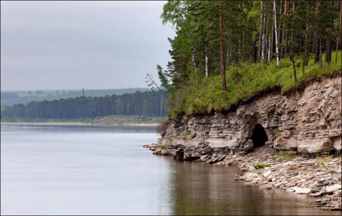 Бассейн реки лена направление уклон