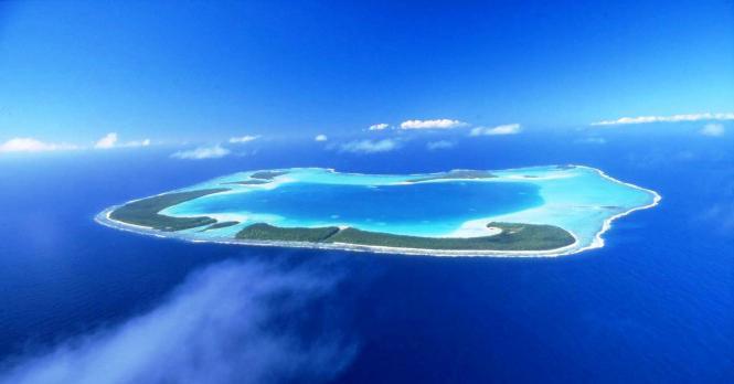 Таити где находится приятный отдых на