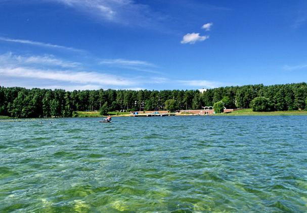 отдых на голубых озерах беларуси