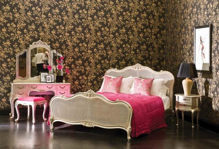 спальни красивые