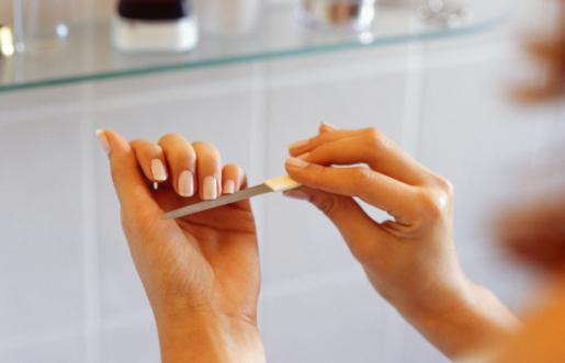 Маникюр как сделать форму ногтей 497
