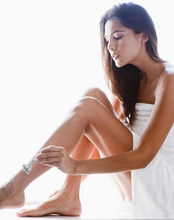 раздражение после бритья в зоне бикини фото