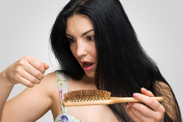 Для выпадения волос что делать