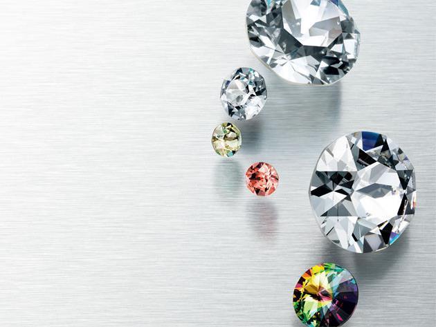 кристаллы сваровски что это