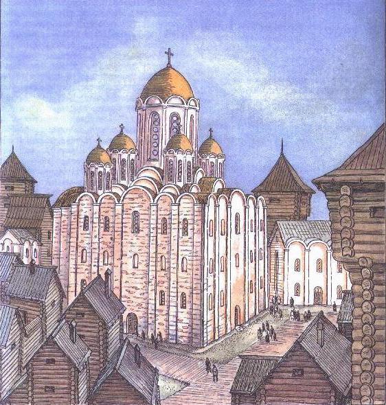 картинки туровское княжество передних блок