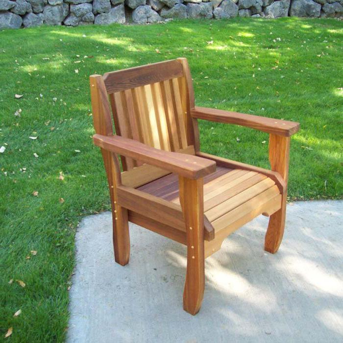 стулья деревянные своими руками