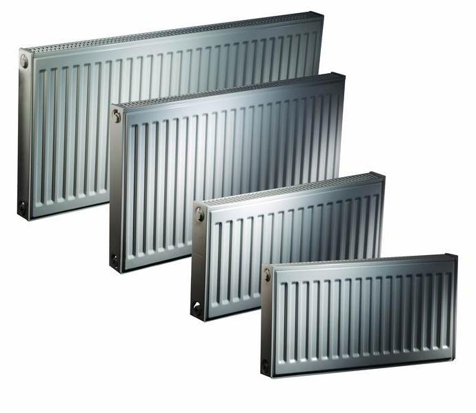 типы стальных панельных радиаторов