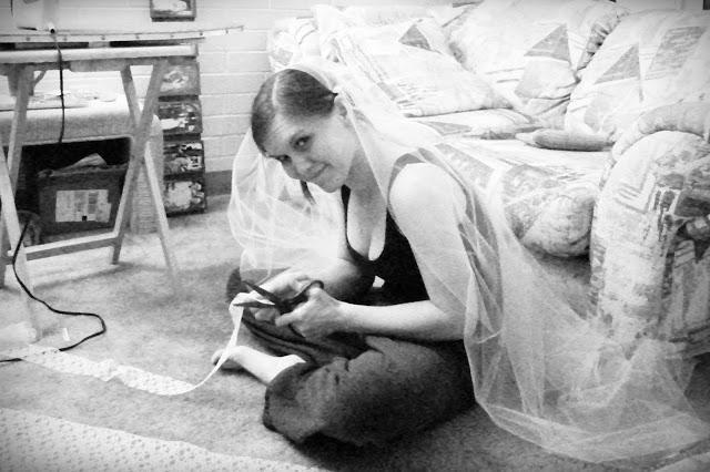 Фата своими руками: советы по крою, шитью и декорированию