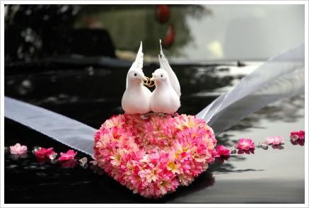 Как украшать свадебную машину: оригинальные и красивые идеи