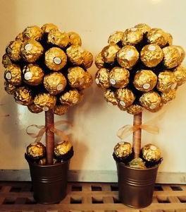 Деревья своими руками из конфет