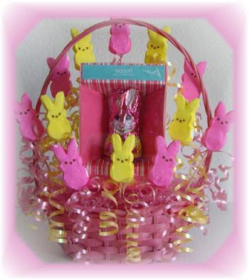 Букеты из конфет в корзинке своими руками