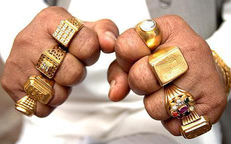 на каком пальце носить печатку