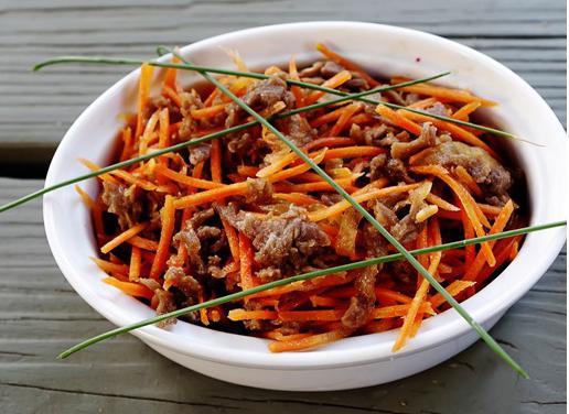 морковча по корейски рецепт