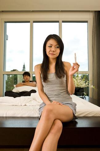Как узнать беременность с помощью йода