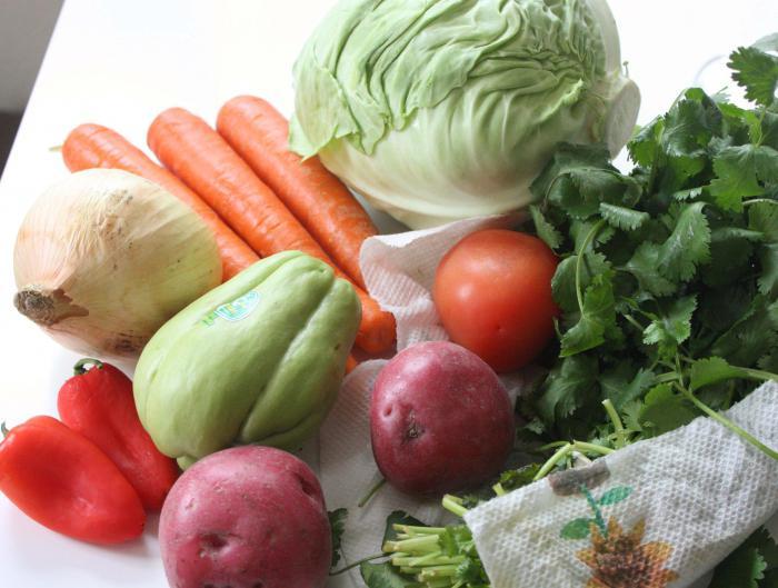 Как приготовить рагу из овощей с капустой