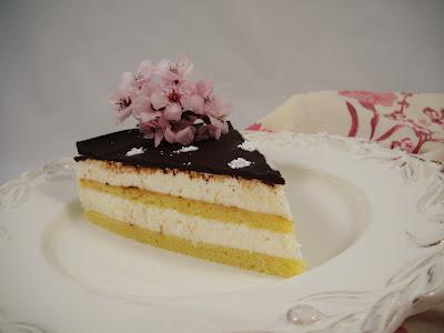 крем из манки для торта