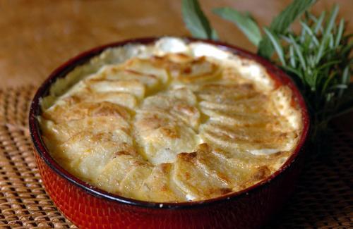 рецепт слоеная картошка на все случаи жизни