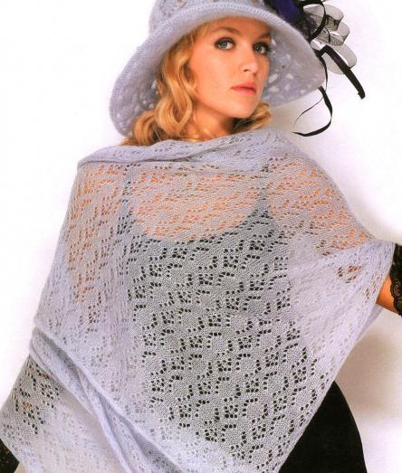вязание спицами модели из мохера