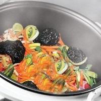 рецепт замороженных овощей в мультиварке
