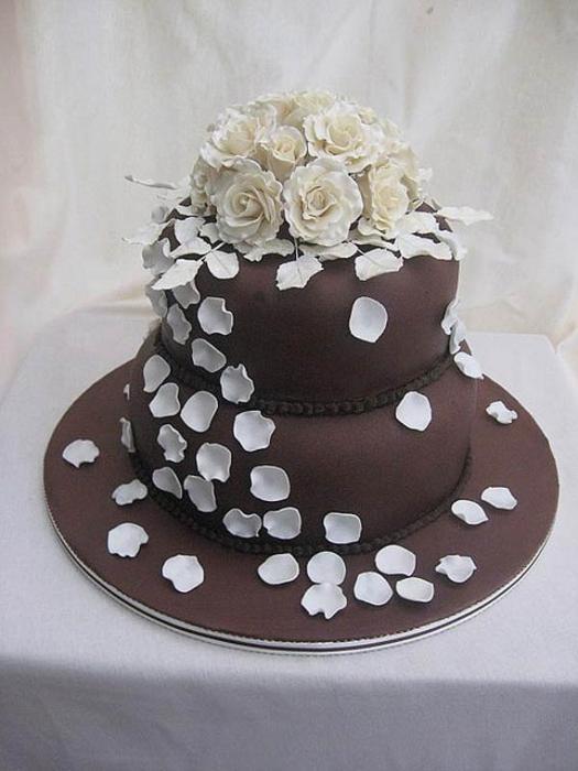Шоколадная свадьба оставит незабываемые впечатления