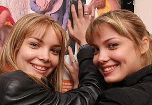 сестры ольга и татьяна арнтгольц