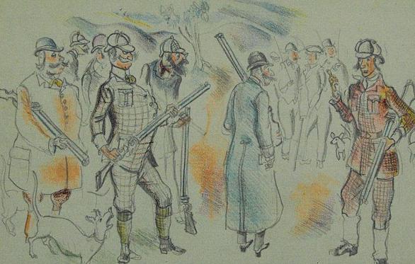 как нарисовать отечественную войну