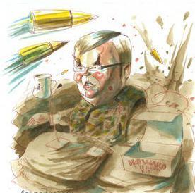 как нарисовать войну