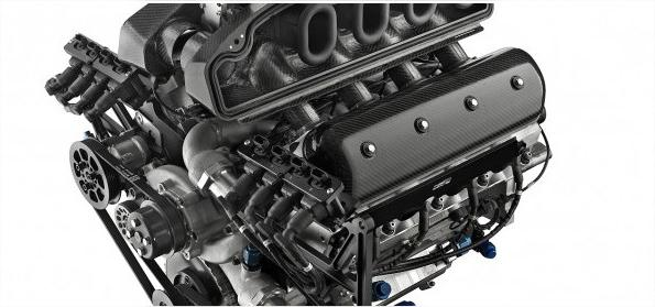 Объемы двигателя