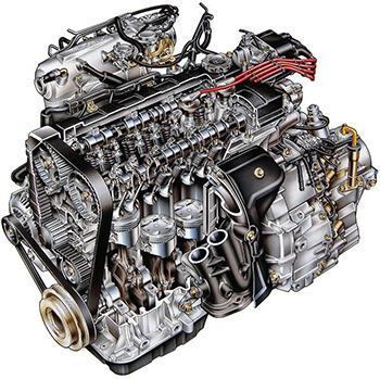 Объем двигателя дизельного